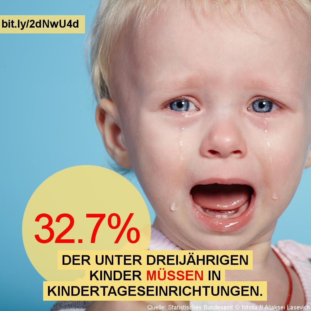 Reform der Kindertagesbetreuung!