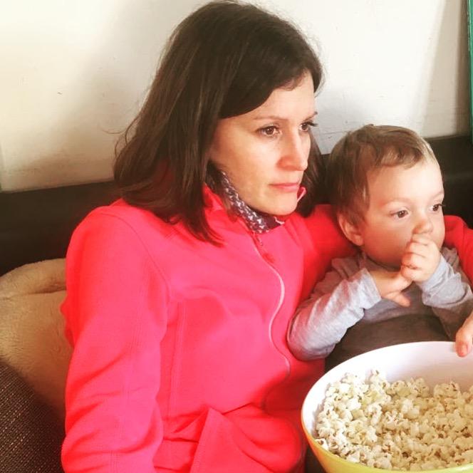 Krank sein und Kleinkind betreuen – geht das?