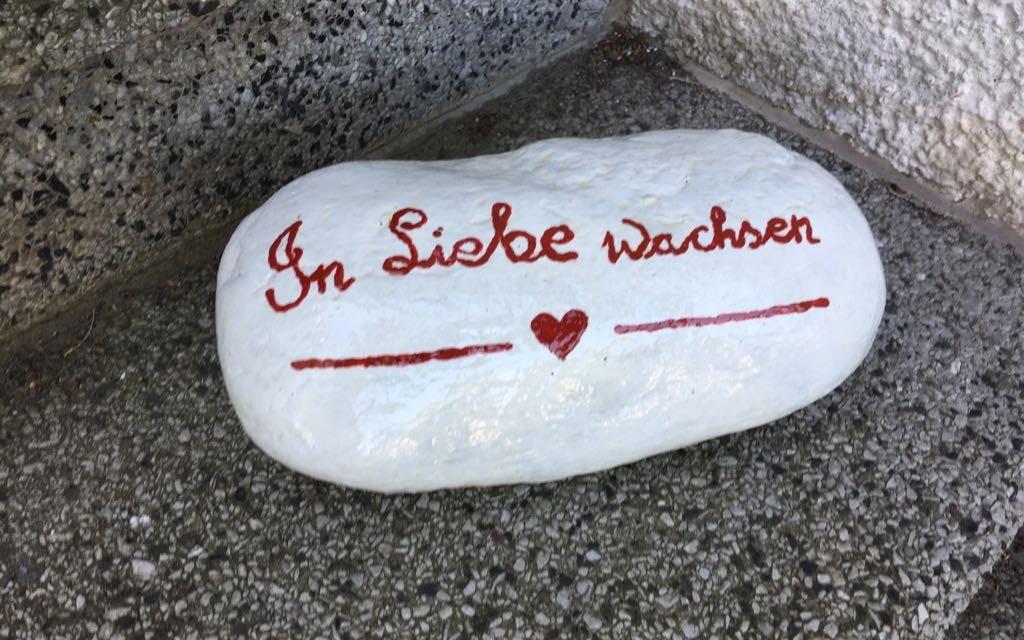 """Fotostrecke zum """"In Liebe wachsen Festival"""""""