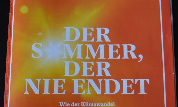 """Berufung Mami in """"Der Spiegel"""""""