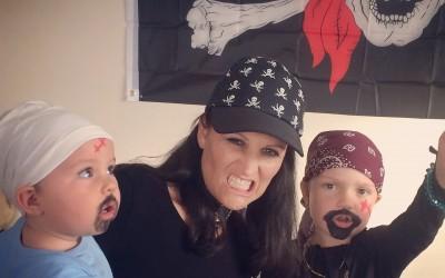 Unsere Piratenparty – Emils Kindergeburtstag
