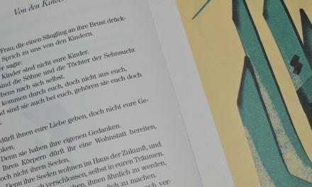 Von den Kindern – Khalil Gibran