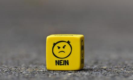 NEIN! – Tipps zum Umgang mit dem Gegenwillen Deines Kindes