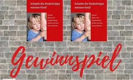 """Buchverlosung: """"Schadet die Kinderkrippe meinem Kind"""""""